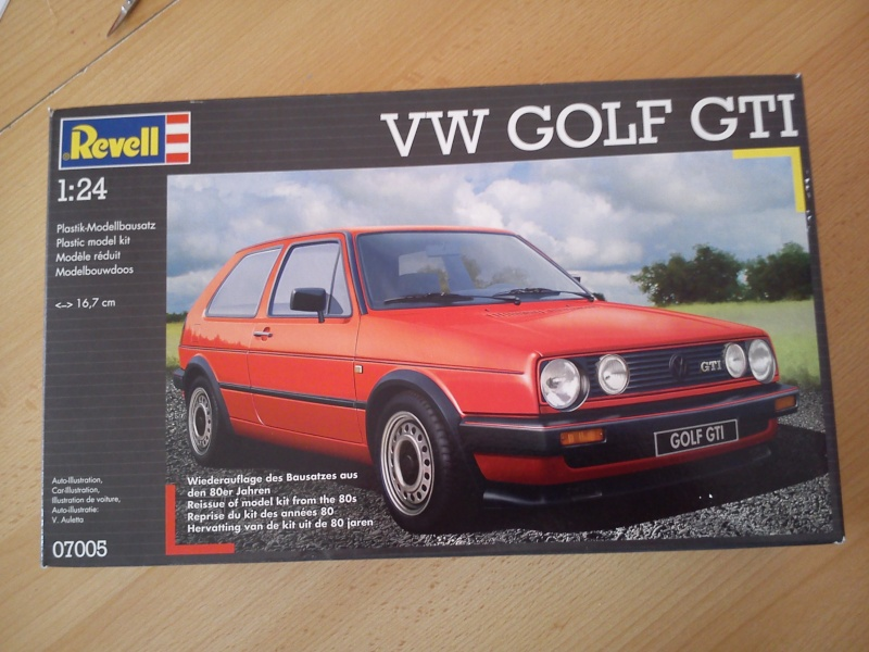 Revell VW Golf 2 GTI Dsc_0714