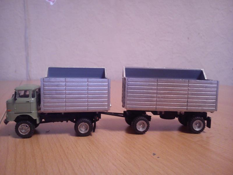 IFA W50 LA & und HW80 mit Häcksel Aufbau Dsc_0828