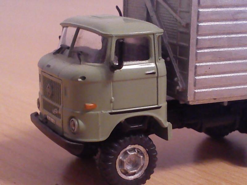 IFA W50 LA & und HW80 mit Häcksel Aufbau Dsc_0829