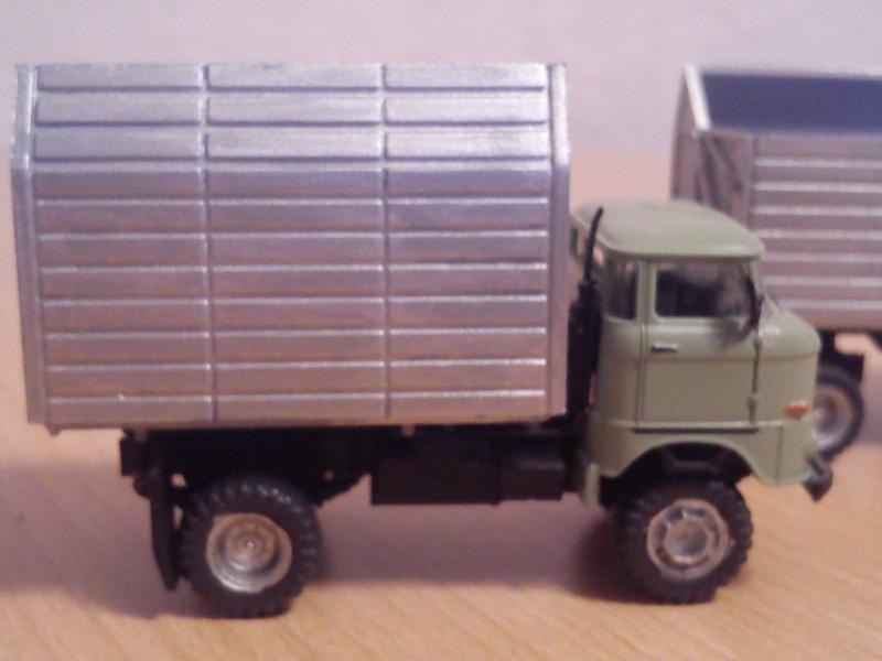 IFA W50 LA & und HW80 mit Häcksel Aufbau Dsc_0831