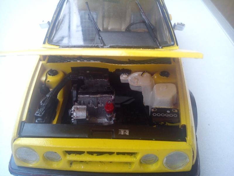 Revell Golf 2 GTI mit Kamei Teilen  Dsc_0850