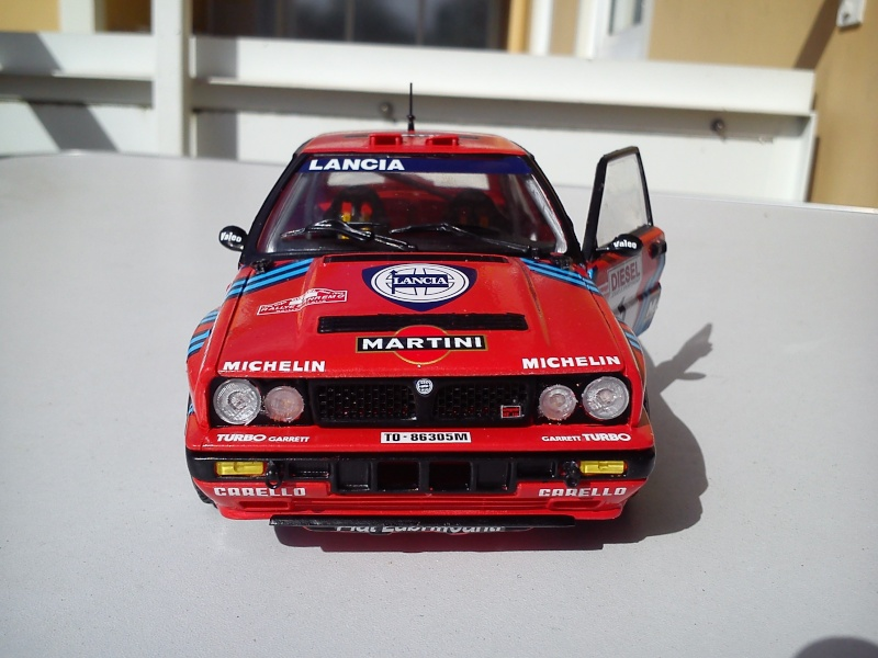Italeri Lancia Detla Integrale 16v Dsc_0852