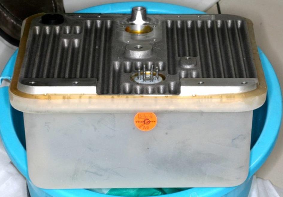 appel à témoignages ; fuite d'huile sur panos trophy TROPHYPAN K8000 Cuve_e10