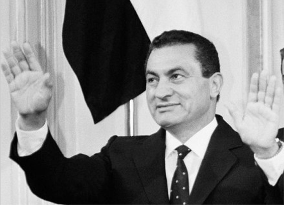 PRESIDENT MUBARAK - Into the hands of Egypt's last dictator! Hosni-10