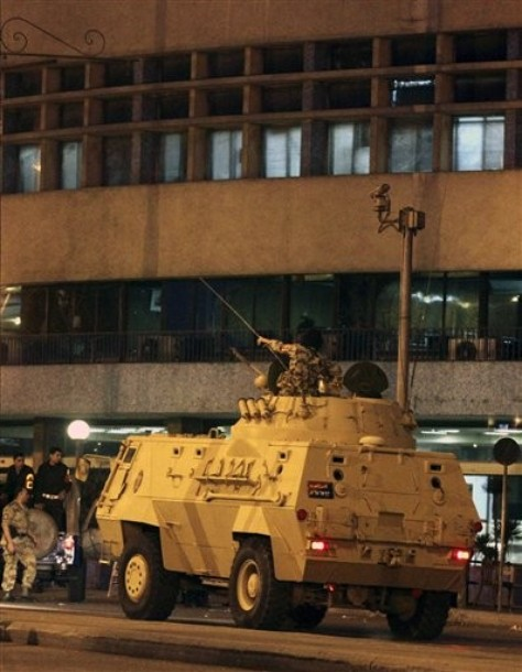 Update: La nouvelle Egypte de l´apres-révolte. X61010