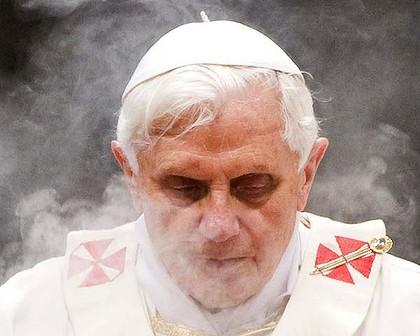 Casamento gay ameaça o futuro da humanidade, segundo o Papa Papa-b11