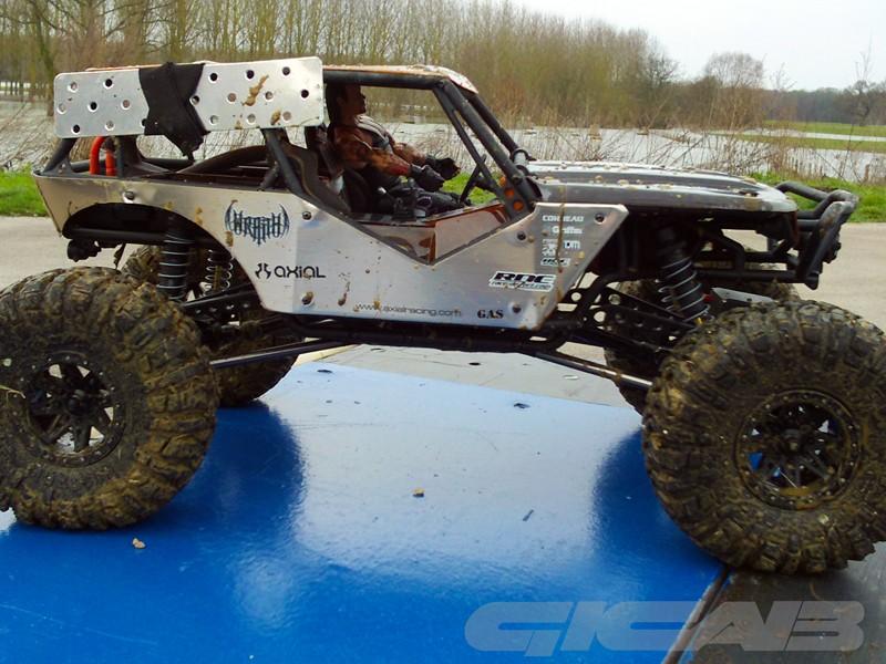 Axial wraith kit Wraith11