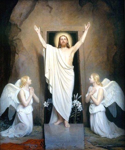 """Pâques - """"La Résurrection du Seigneur"""" -  Jesus_10"""