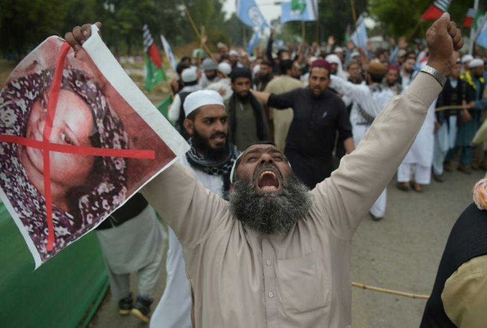 Asia Bibi : LIBRE  Pakist10