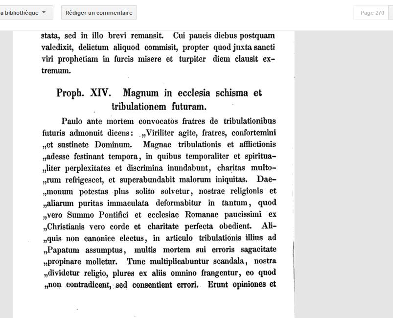 Prophétie de saint François d'Assise Prophz10