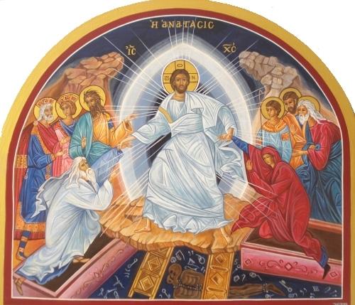 Joyeuse fête de Pâques à tous  Sainte10