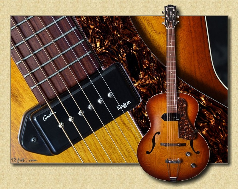 Godin 5th Avenue Kingpin 29319_10