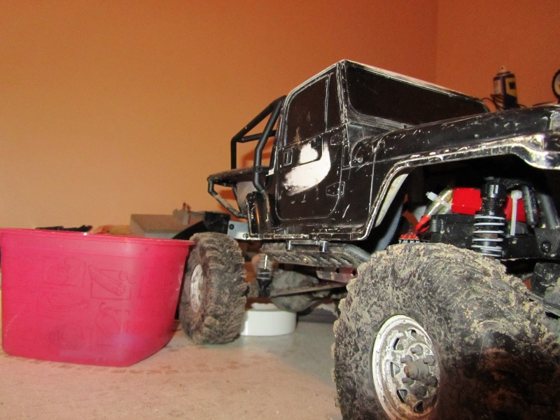 [ SCX10 Axial ] mon ronchojeep changement p14 - Page 11 Img_0411