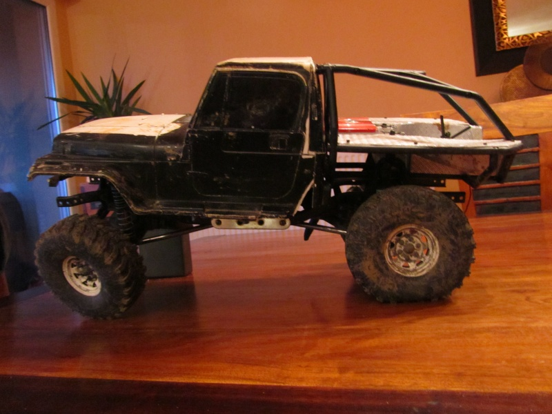 [ SCX10 Axial ] mon ronchojeep changement p14 - Page 12 Img_0427