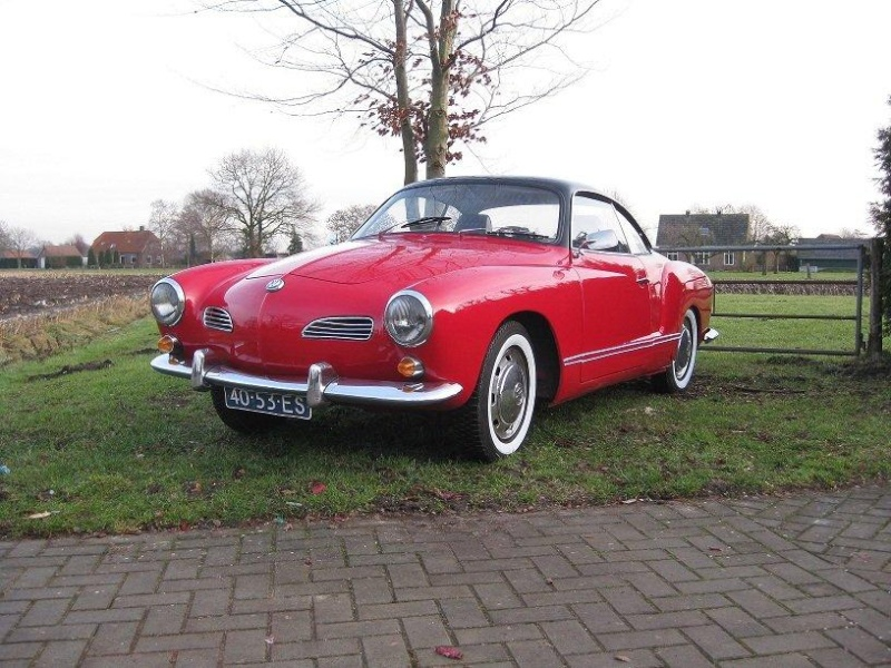 Karmann type 14 (novembre 1967) Karman11