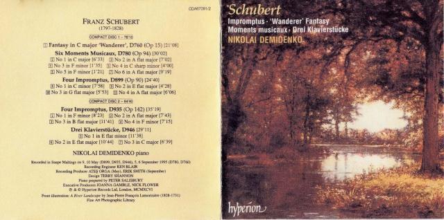 Franz Schubert : Musique pour Piano - Page 5 Front_14