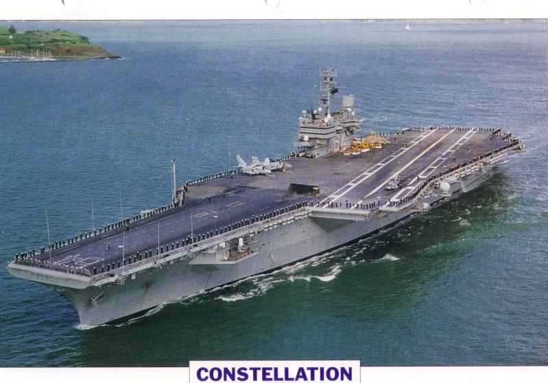 CV & CVN : Aircraft Carriers - Porte-avions - Page 5 Scan1041