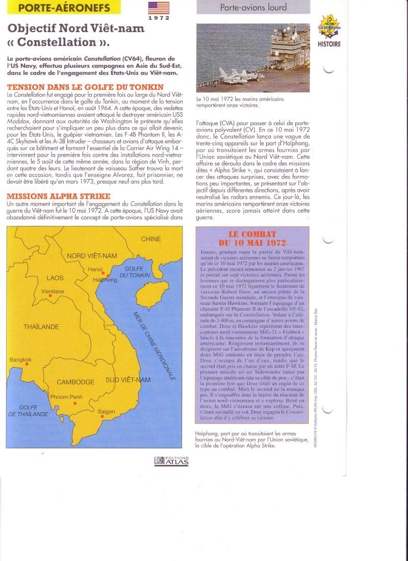 CV & CVN : Aircraft Carriers - Porte-avions - Page 5 Scan1042
