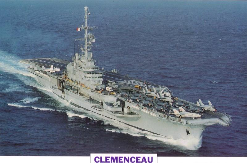 Le porte-avions CLEMENCEAU - Page 5 Scan1046