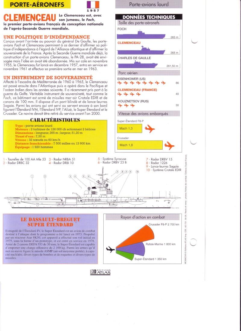 Le porte-avions CLEMENCEAU - Page 5 Scan1047
