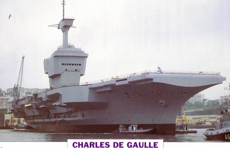 Porte-avions R91 Charles de Gaulle - Page 3 Scan1048