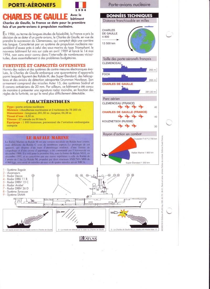 Porte-avions R91 Charles de Gaulle - Page 3 Scan1049