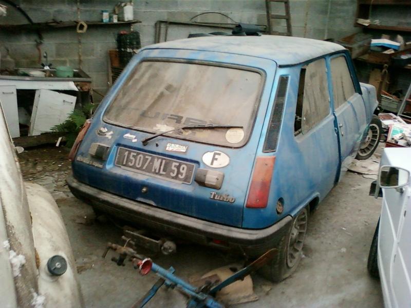 Renault 5 122B  Photo-11