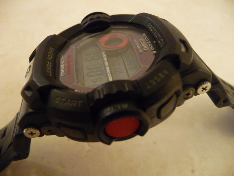 A la recherche d'une G-Shock pour VTT P1040310