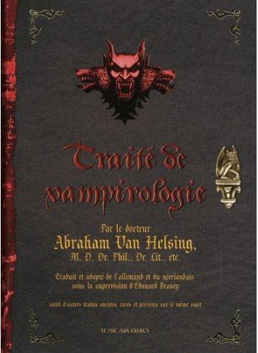 La Bibliothèque du Chateau des Vampires  Livre-10