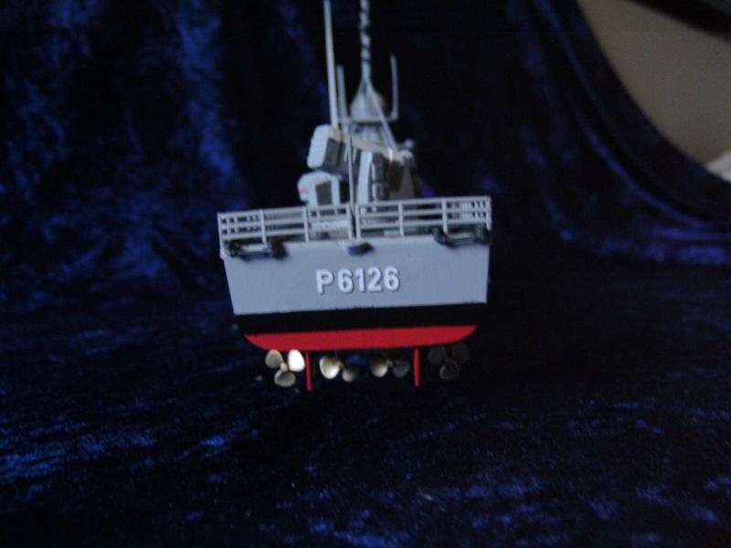 Schnellboot S76 Frettchen der GEPARD - Klasse 143 A von Revell in 1:144 Pict0010