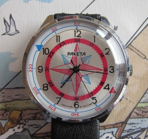 [vendue] Raketa rose of wind  Raketa13