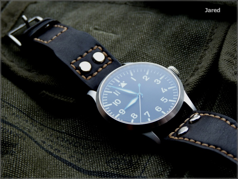 Flieger Original... La B-Uhr de Stowa P1170810
