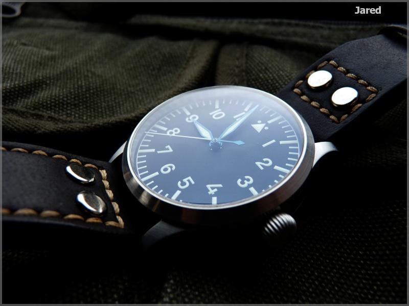 Flieger Original... La B-Uhr de Stowa Revue_11