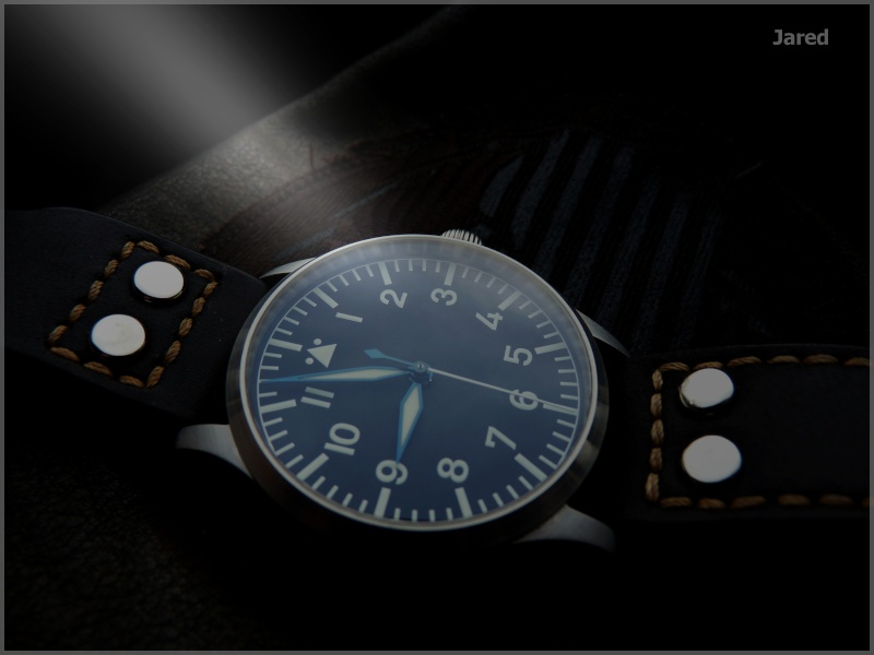 Flieger Original... La B-Uhr de Stowa Revue_14