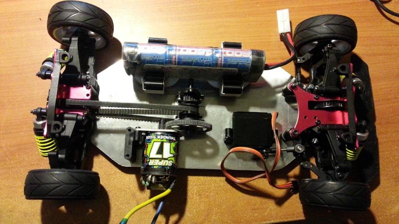 chassis Xdrift 20130315