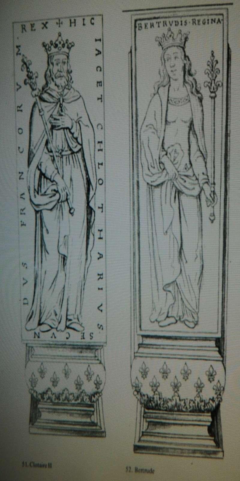 Les tombeaux mérovingiens de Saint-Germain-des-Prés Dscn5010