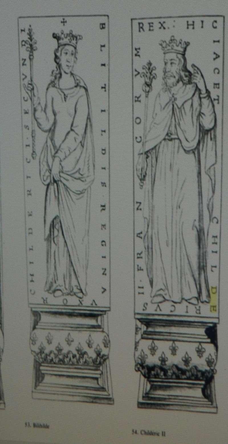 Les tombeaux mérovingiens de Saint-Germain-des-Prés Dscn5013
