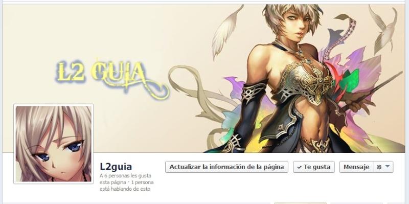 L2Guia ahora tambien en Facebook! L2guia10