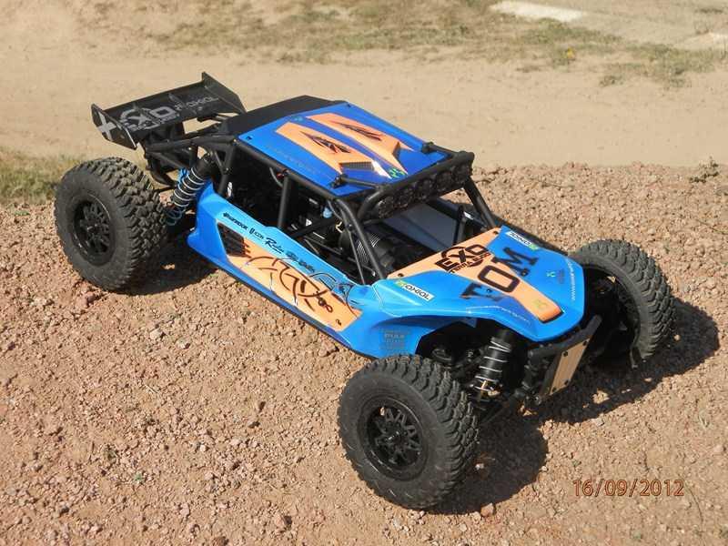 redcat racing chimera sand rail 1/5 eme 4x4 GP et EP P9160010