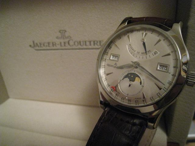 Jaeger - Jaeger-Lecoultre Master Calendar vs Zenith Chronomaster Moonphase Photo110