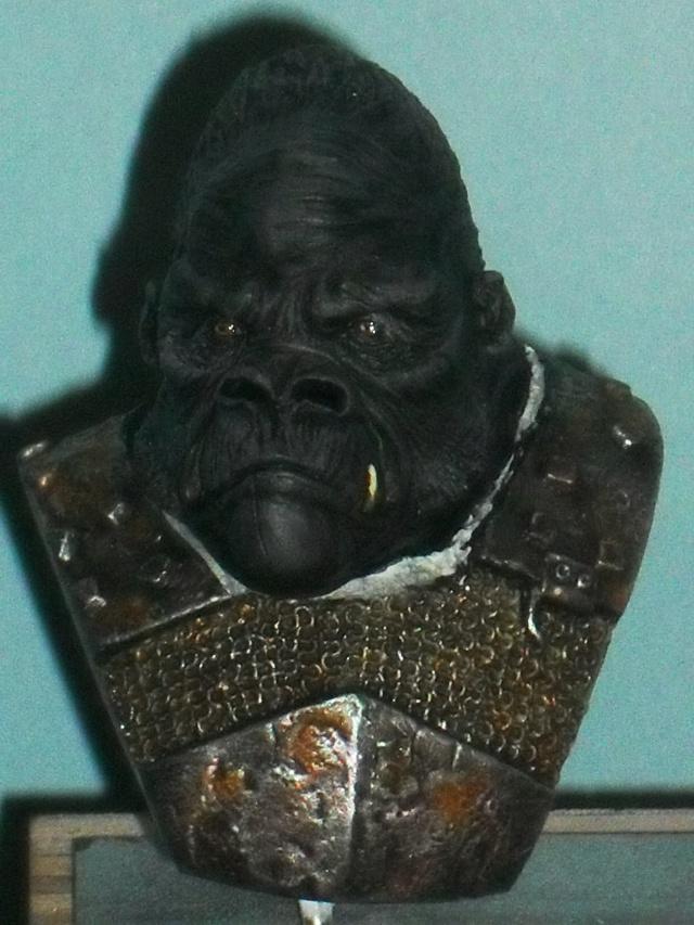 Gorille Warrior Gorill17