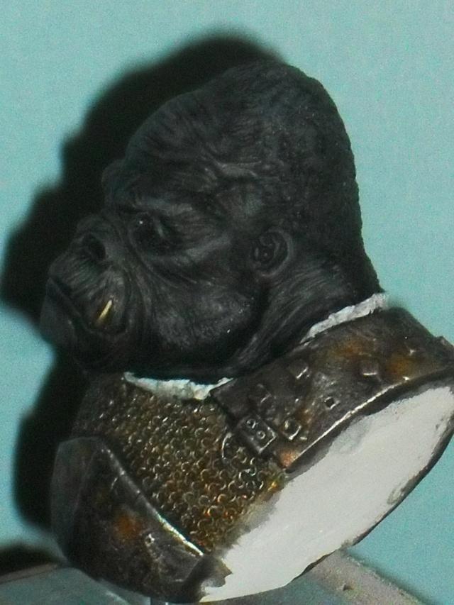 Gorille Warrior Gorill18