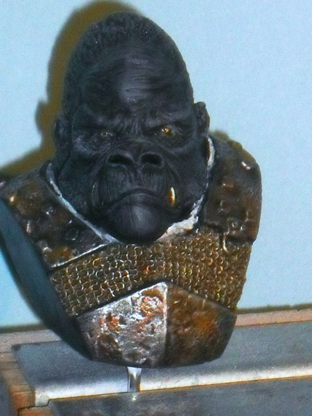 Gorille Warrior Gorill20