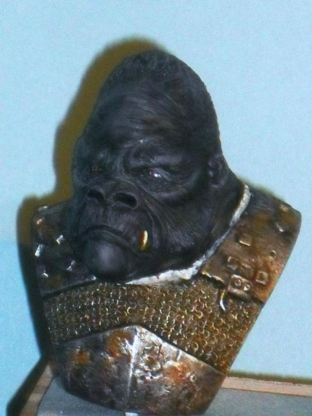 Gorille Warrior Gorill21