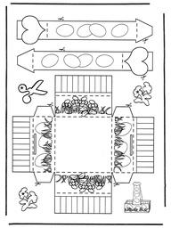 PASQUA: disegni, biglietti di auguri, filastrocche, poesie, semplici attività manipolative.. - Pagina 2 Cesto10