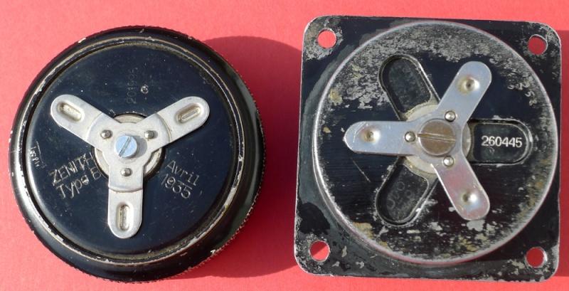 Démontage de la montre militaire Zenith Type B  L1010822