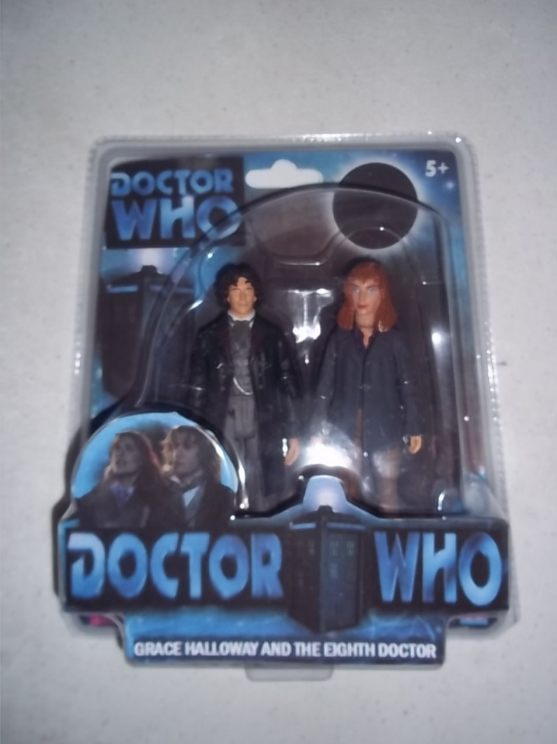 Doctor Who 8th Doctor / Grace 2 Pack 8th_gr10