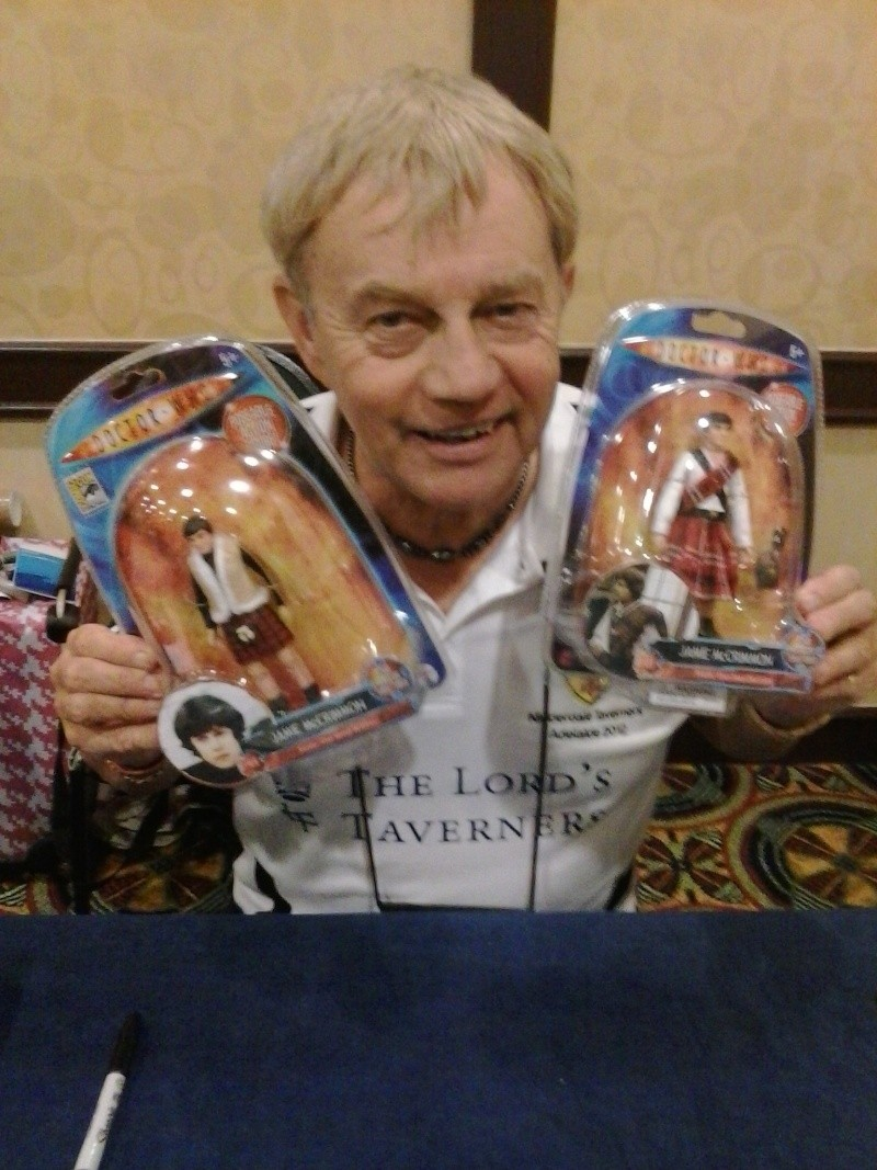My Custom Figures Make the Rounds at Gallifrey One Con 2013 Fraise10
