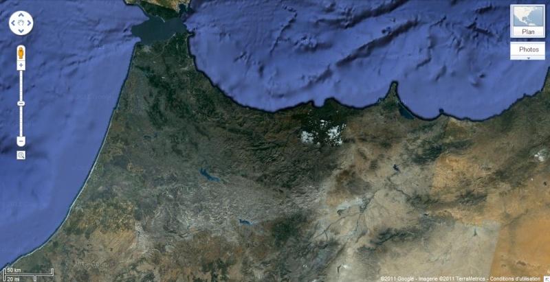 """[résolu]Vues de haut """"bandelettes de pixels"""" Maroc-10"""