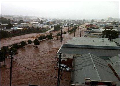 Floods in Australia - Empathy _5074811